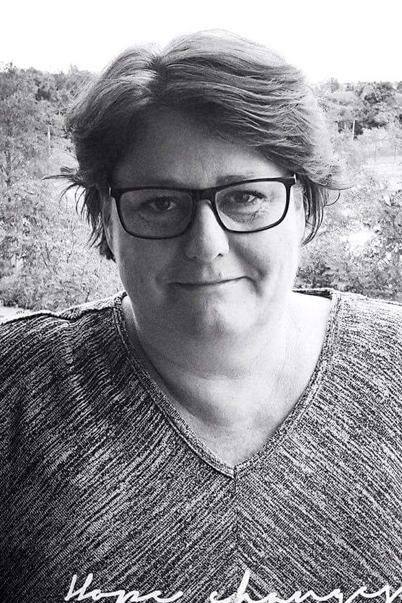 <center>Grete Fält- Hansen</center>
