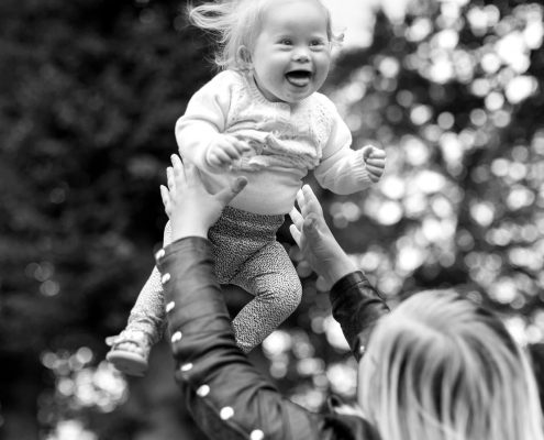 Barn Downs Syndrom